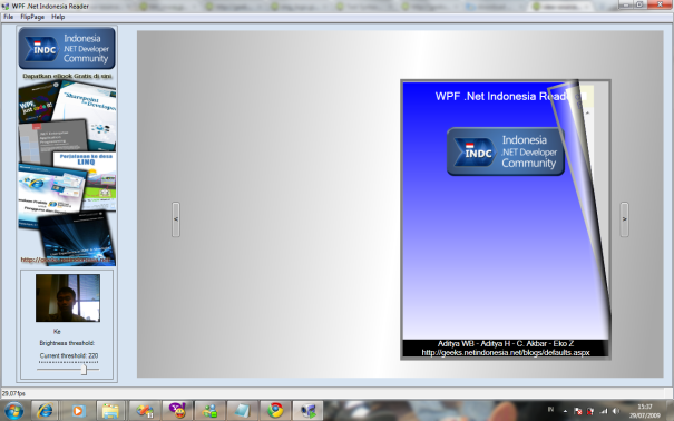 WPF .Net Indonesia Reader