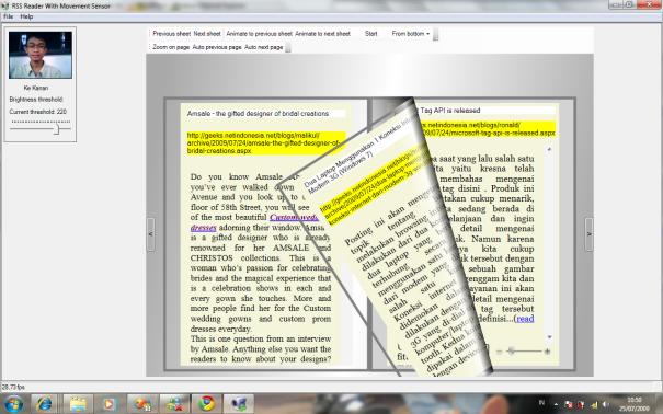 RSS Reader WPF