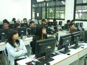 C# Workshop at Computer Science Bogor Agricultural University