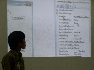 C# Workshop at Computer Science Bogor Agricultural University